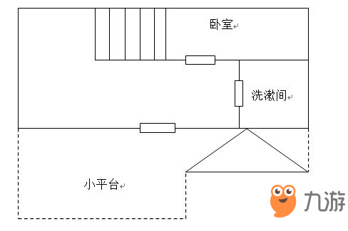 最后一层:    需要的结构为,旧石屋顶*6,弧形屋顶*4 正方形是图片