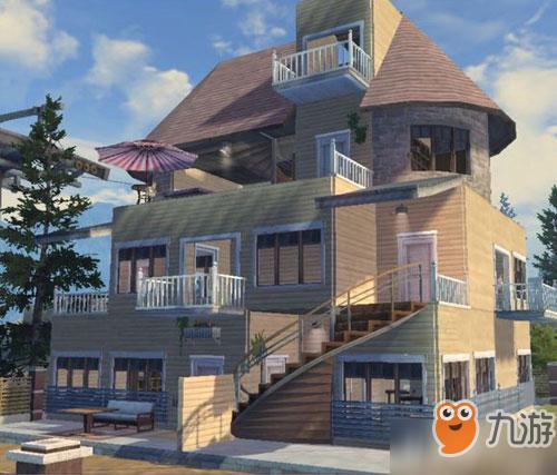 《明日之后》別墅藍圖怎么設計 別墅設計圖分享