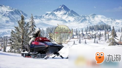 《绝地求生:刺激战场》下雪的地方在哪里