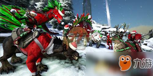 《方舟生存进化》圣诞活动是什么