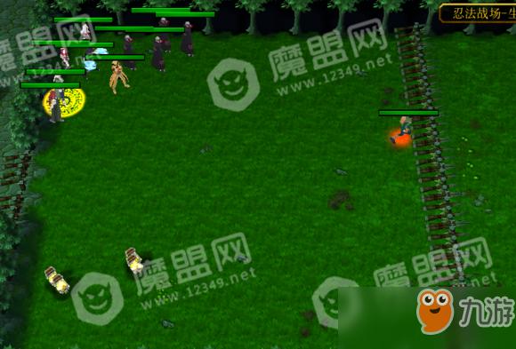忍法战场鸣人装备流攻略思路详细介绍