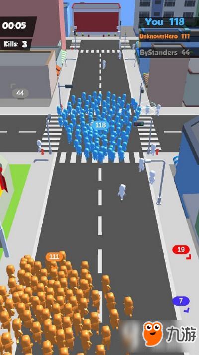 拥挤城市如何拿到高分 高分玩法技巧分享
