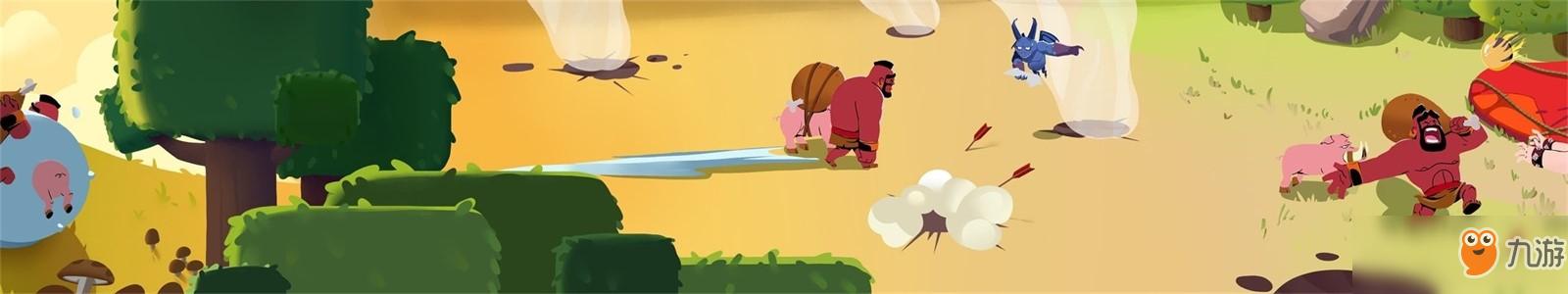 大起大落落落落 《部落冲突》野猪骑士的送餐辛酸史让人泪目