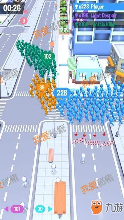 《crowd city》人数怎么变多 拥挤城市人快速变多攻略
