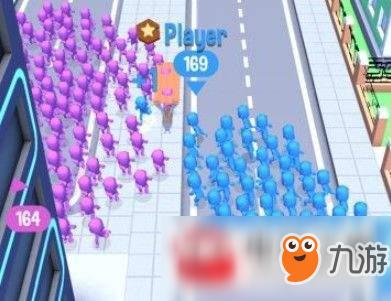《拥挤城市》安卓下载地址官网 抖音一群人跑的游戏名字