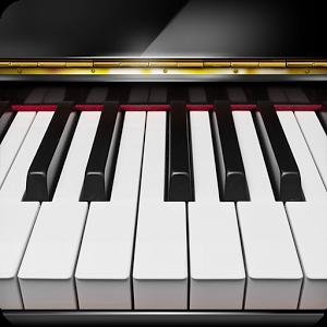 真实钢琴键盘