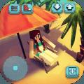 Paradise Island Craft: 钓鱼与建筑游戏破解版下载