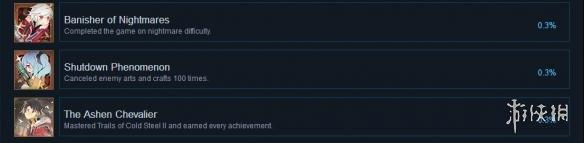 《英雄传说:闪之轨迹2》全成就达成条件汇总 游戏成就怎么达成