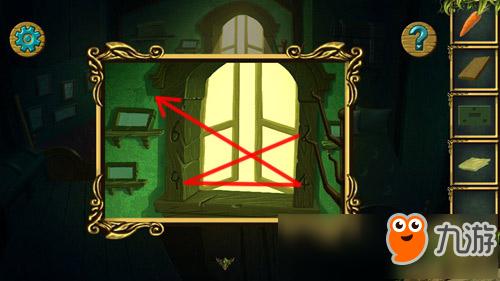 森林游戏logo设计案例