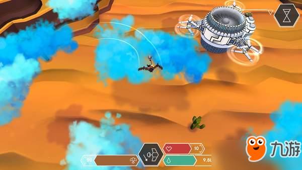 《云之追逐者》上线Steam平台 支持简中,3月发售