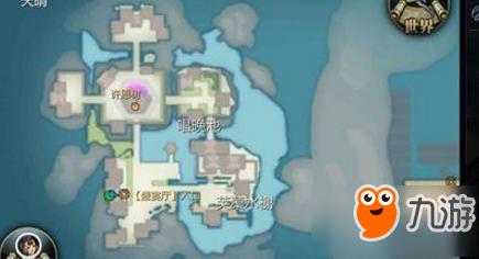 剑侠世界2家族领地隐藏点详解 具体位置一览