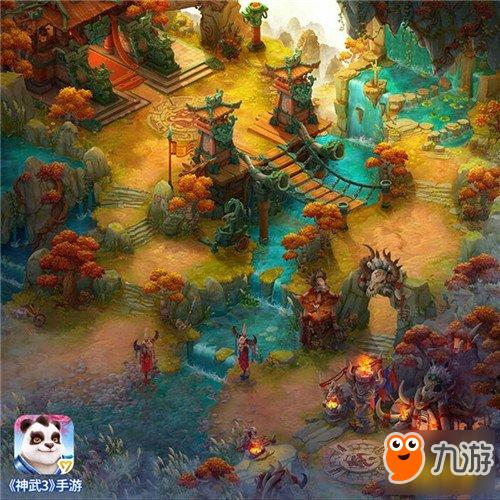 神武3手游世界观介绍 群雄逐鹿新的征程