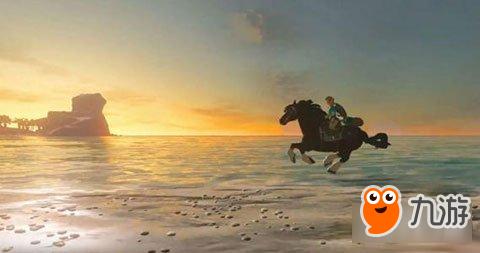塞尔达传说荒野之息沙漠骆驼迷宫骆驼巨像过关方法详解