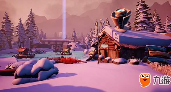 《达尔文打算》PC配置发布 3月9日登岸Steam抢先体验