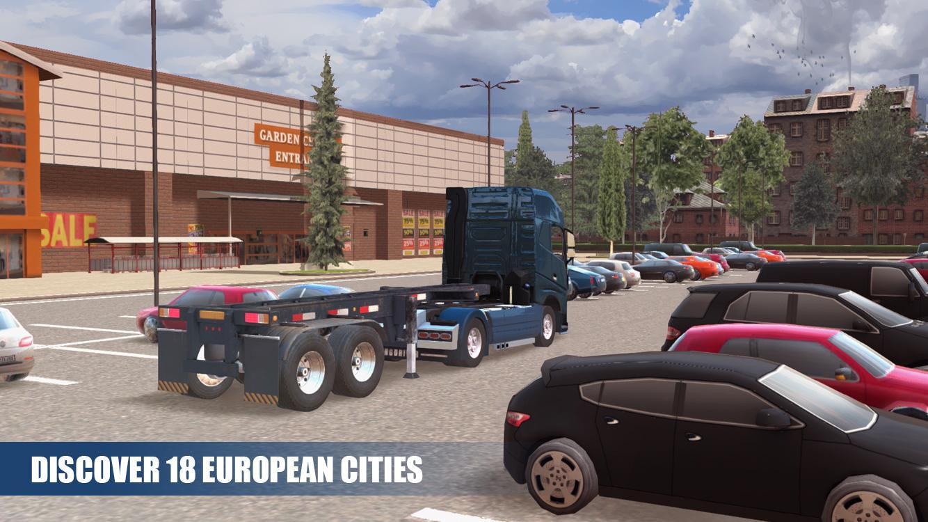 欧洲卡车模拟iOS版最新下载 iOS什么时候出