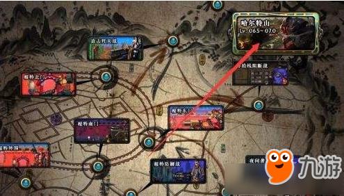 dnf起源版本摸金地图 dnf起源版本什么地图适合摸金