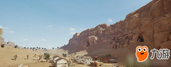 《绝地求生刺激战场》沙漠地图打野哪里好
