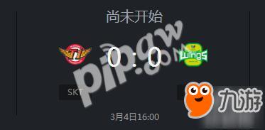 《LOL》2018年LCK春季赛斗鱼TV直播 SKT vs JAG