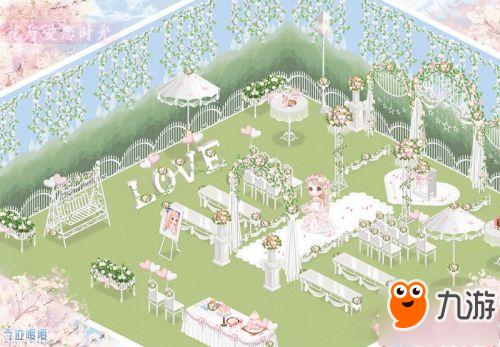奇迹暖暖花与爱恋时光活动介绍 花嫁童话套装怎么获得