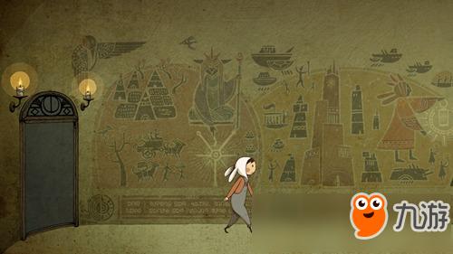 手绘风+逐帧动画 这款国产独立新作《月影之塔》值得期待