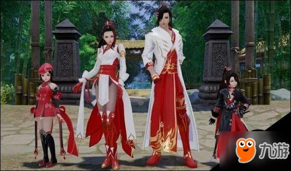 剑网3春季成衣殇夜流火图片一览