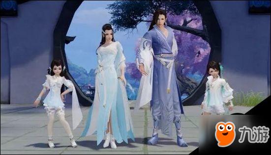 《剑网3》春季特效外装兰若春夏一览
