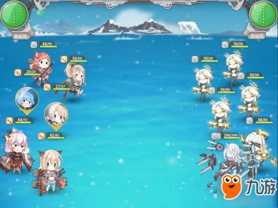 战舰少女r所罗门之晓E10攻略 所罗门之晓E10怎么过