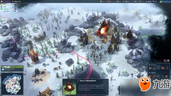 《北境之地》公布新更新 修复大量BUG并加入新的派系