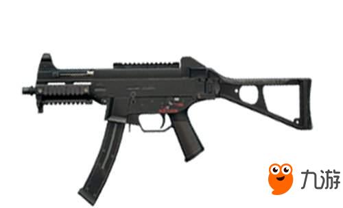 《刺激战场》步枪的最佳替身!UMP9冲锋枪介绍