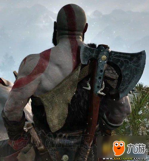 《战神4》新武器与能力介绍