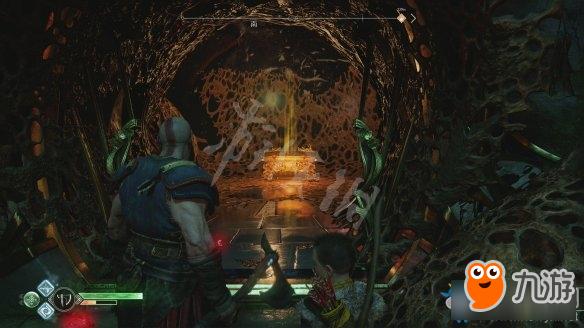 《战神4》第四章前往环形神殿过关攻略