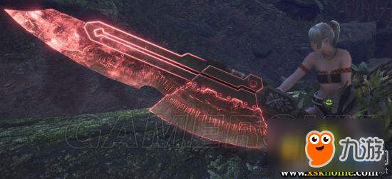 《怪物猎人:世界》骨斩斧数据图鉴一览