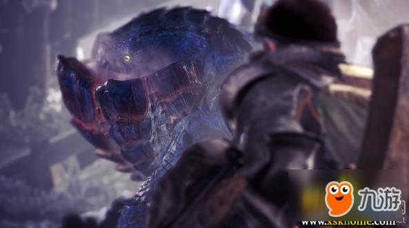 《怪物猎人:世界》全新三神兽资料介绍  喷吐着火焰气息凶残的古龙图片