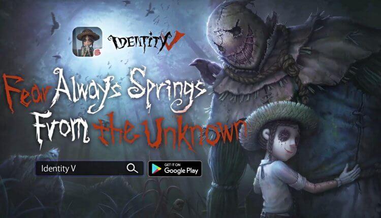 《第五人格》海外版《Identity V》5月11日内测开启