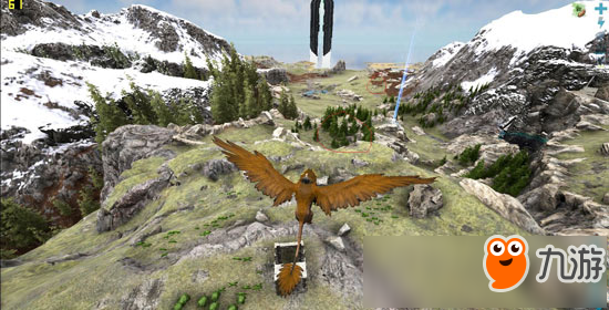 方舟生存进化仙境狮鹫怎么抓 方舟狮鹫驯服和进阶玩法攻略
