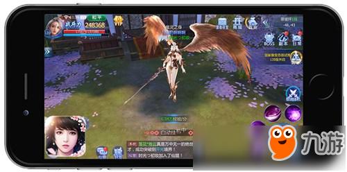 《魔天记3D》5月16日逆天封测 全新玩法来袭
