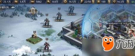 王者纷争策略国战系统介绍