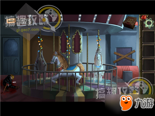 密室逃脱绝境系列11游乐园第5关攻略 密室逃脱绝境系列11攻略5关