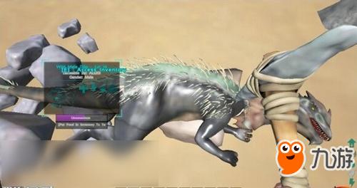 方舟生存进化怎么喂食 方舟高效喂食恐龙方法技巧