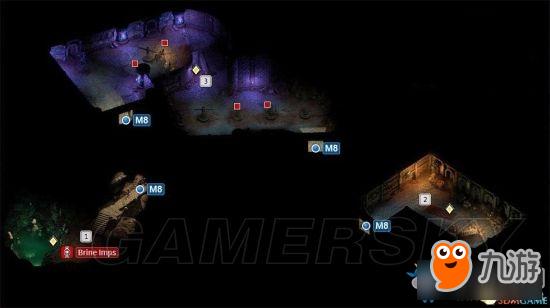 《永恒之柱2》挖掘场内部房间过关攻略