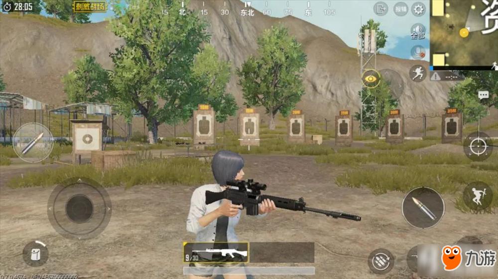 和平精英SLR射手步枪怎么样 SLR射手步枪介绍