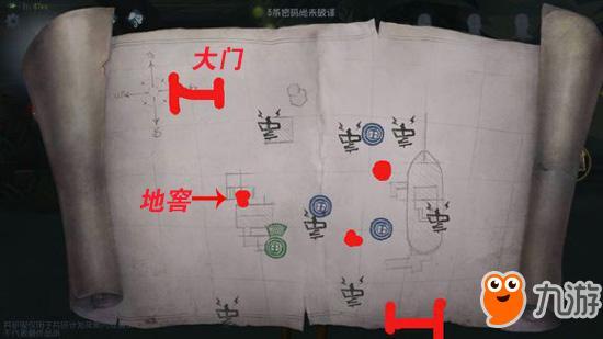 第五人格湖景村地图平面图爆料 地窖位置分布一览