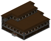 《我的世界》林地府邸结构介绍 林地府邸结构分析