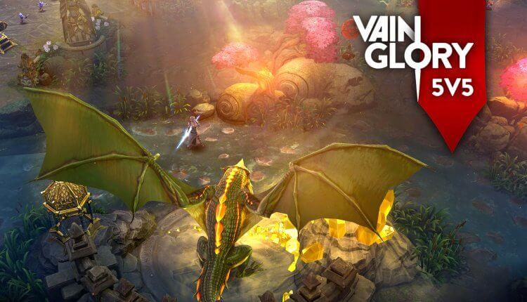 《虚荣》宣布增加虚拟摇杆模式 直面王者荣耀海外版竞争