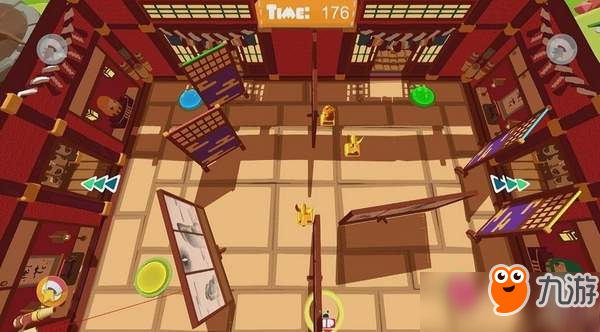 欢乐休闲的VR游戏!PSVR新作《Animal Force》将发售