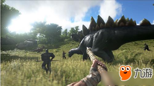 《方舟生存进化》手机版怎么抓龙 方舟手游驯服恐龙方法技巧