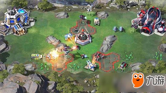 EA公布经典RTS系列新作《命令与征服:宿敌》