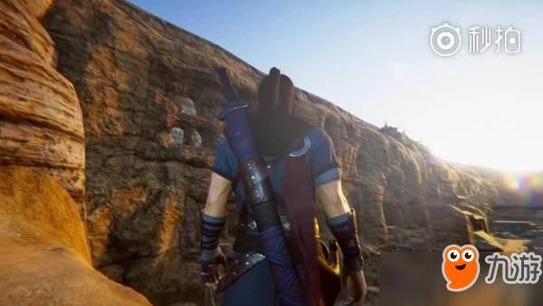 E3 2018:国产武侠《紫塞金风》新预告 古墓365手机网址藏珍典