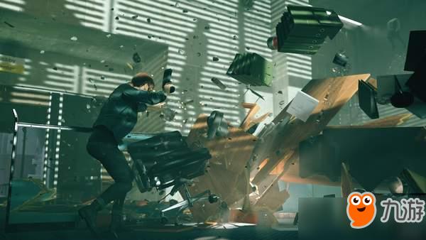 E3 2018:动作冒险游戏《Control》最新情报、截图