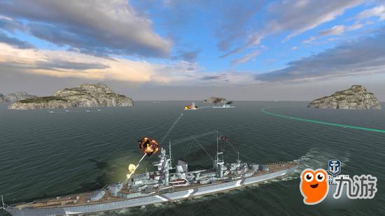 首测火爆预约中《战舰世界闪击战》玩法策略盘点